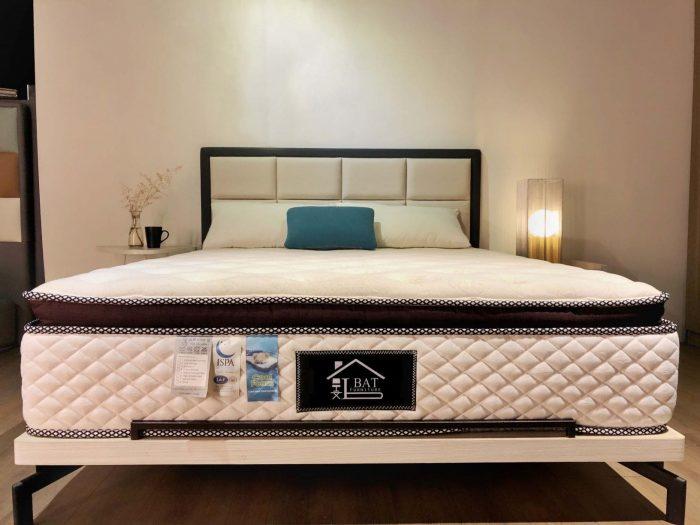 舒眠系列   F302型獨立筒床墊