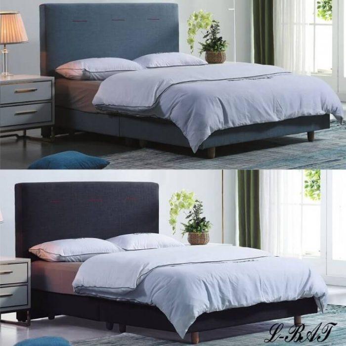 格蘭造型雙人床架