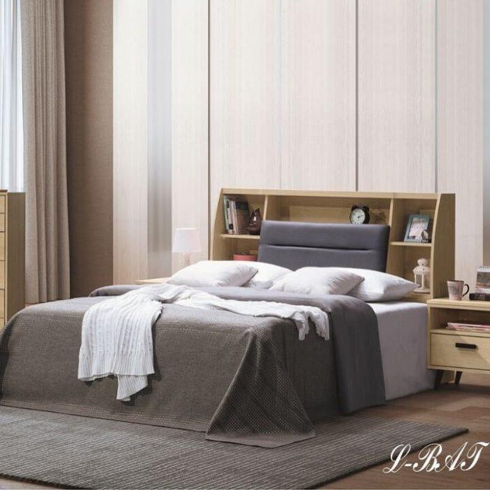 多莉絲木質床組