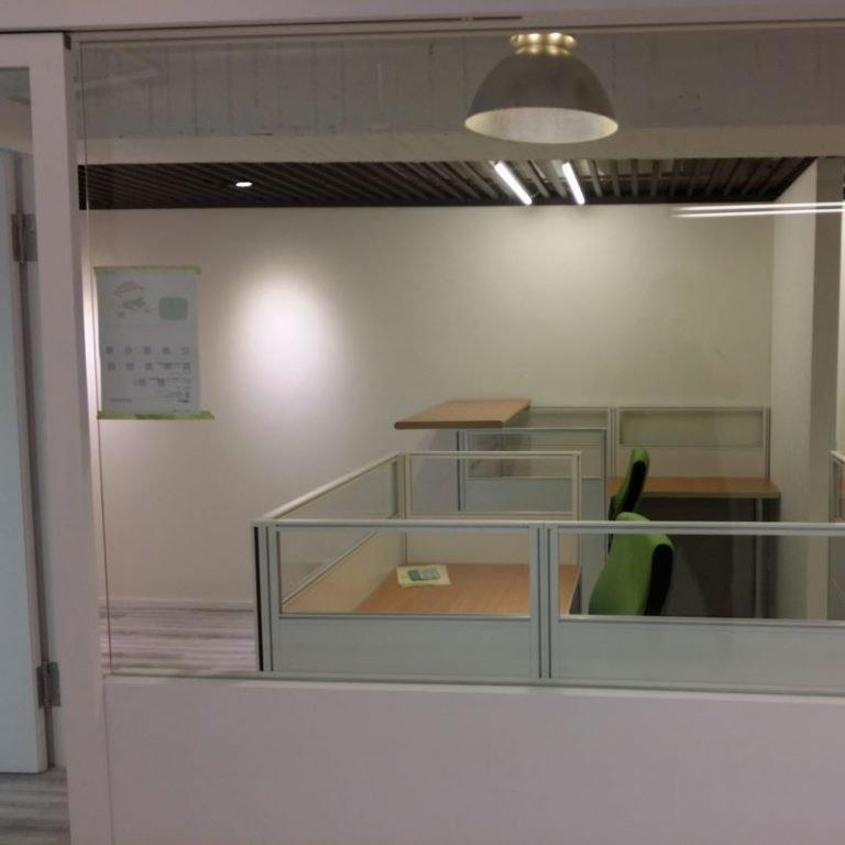 辦公室裝修案